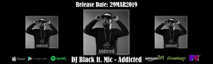 DJ Black feat. Mic - Addicted
