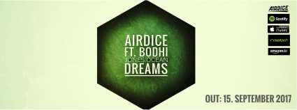 AirDice feat. Bodhi Jones - Ocean Dreams