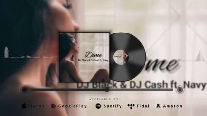 DJ Black & DJ Cash feat. Navy - Dime