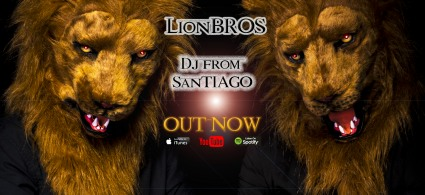 Lion Bros. feat. Marinba Stone & Mell T. - DJ From Santiago