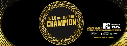 DJT.O feat. Leftside - Champion